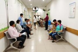 Khám đoàn cán bộ trại giam Xuân Lộc Đồng Nai